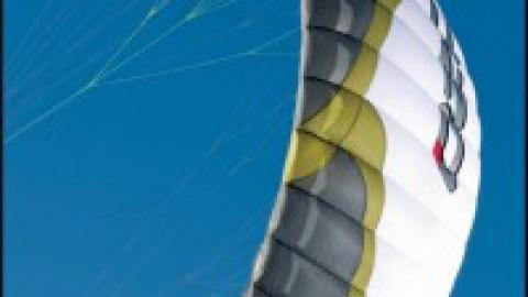 Ozone порадовал своим новым Фоил змеем MANTA M3