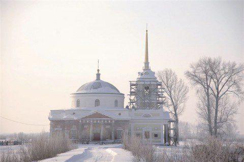 Строгановская миля 2011 г.Усолье