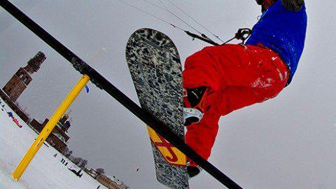 Пост релиз 3 этап кубка России по сноукайтингу фестиваль «Строгановская миля»