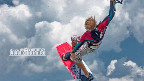 Kite Camp в Черногории с Сергеем Бельмесовым и Men's Health 2014