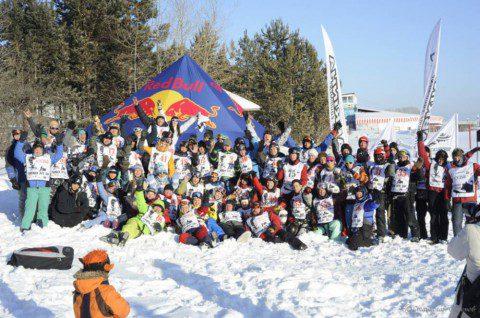 Первые Российские соревнования по сноукайтингу пройдут в Новосибирске!