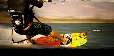 Кайтборды Slingshot — модели 2012 года уже в наличии!