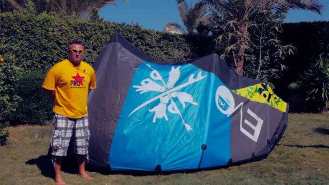 Кайт North Kiteboarding EVO 2012