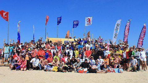 1 мая – Открытие IV фестиваля весны и ветра «Серфомай»