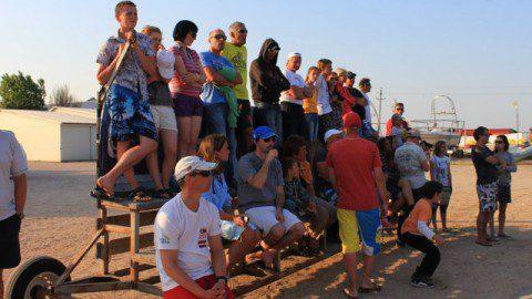 5 мая – Прошли всероссийские соревнования по BMX в экстрим-парке
