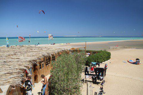 Продли свое лето с KiteTeam: Кайтинг в Эль Гуне в сентябре!