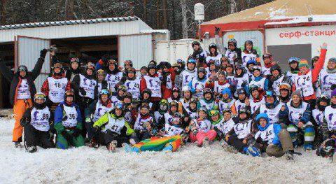 Кубок Сибири по зимнему кайтингу соберет лучших спортсменов страны в Новосибирске.