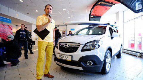 Opel Mokko — Кайтерский автомобильчик