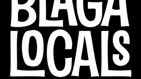 Первое видео из многообещающего проекта Go Pro / Blaga Locals…