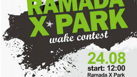 Ramada X Park Wake Contest 2013