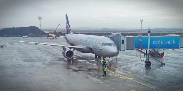 Перелёт от Екатеринбурга до Москвы выполнялся на Самолет Аэробус A320 : А. Николаев.