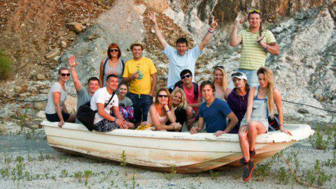 ПРОРЫВ Turkey Wake Camp 2013