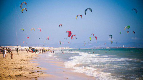 Kite Camp Тарифа. Испания