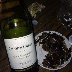 вино с хрустом!