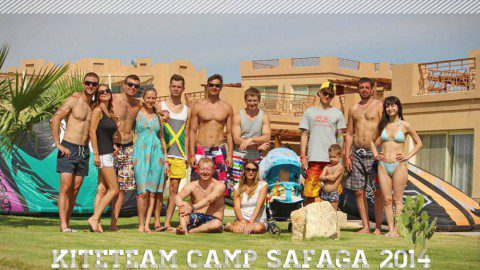 По следам KiteTeam Camp Safaga