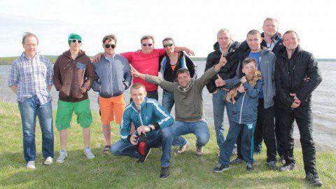 Весенний месяц в Невьянске