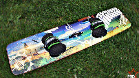 Тест: Кайтборд Slingshot Glide 160см 2014 отчет от Михаила Соловейкина