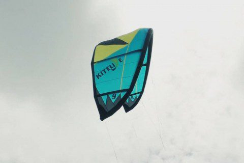 Тест Российского кайта: Kite Live Corona 9m. Отчет от Михаила Соловейкина