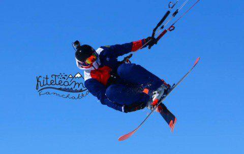 «СКАЖИ СНЕГУ ДА!» Part 2 – Snowkiting. Зимний кайтинг.