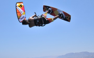 The Kiteboarder: Гид покупателя 2015 — Blade