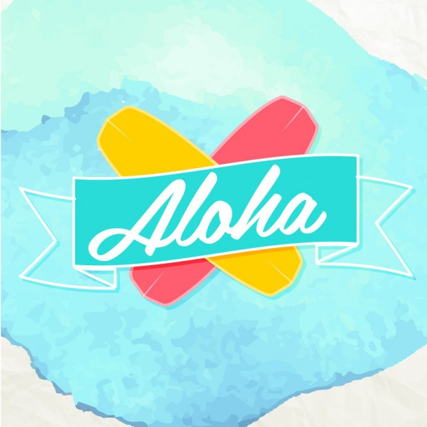 лого АЛОХА
