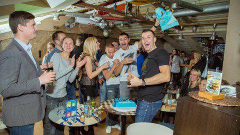 37 фотографий с KiteTeam Party EKB 23.10.2015