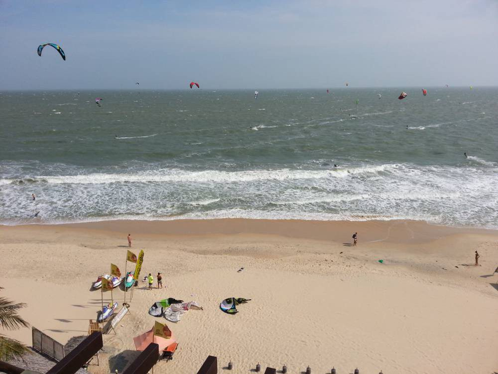 Песок, много песка!