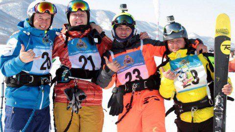 Камчатка — фестиваль «Снежный путь 2016»