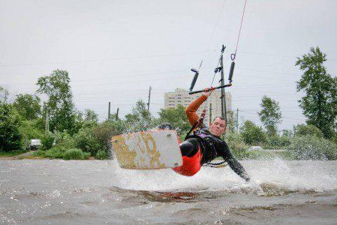 Тесты Slingshot RPM 2016 в Екатеринбурге.
