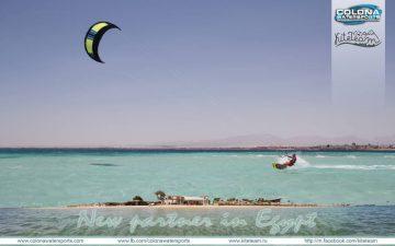 KiteTeam — представляет новый кайтспот и нового партнера в Египте.