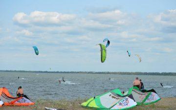 Озеро Большой Куяш — новый спот в окрестностях Екатеринбурга