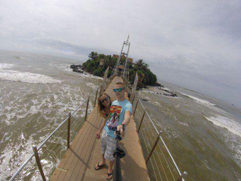 Серф-трип на Шри-Ланку, ноябрь 2016