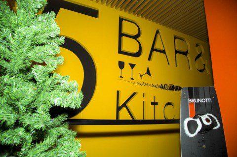 KiteTeam Party в 5 Bar&Kitchen