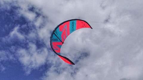 Тест кайта Zeeko Air 12m от Михаила Соловейкина