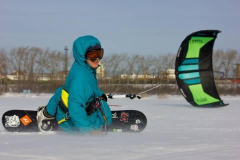 Ветряные выходные в Екатеринбурге