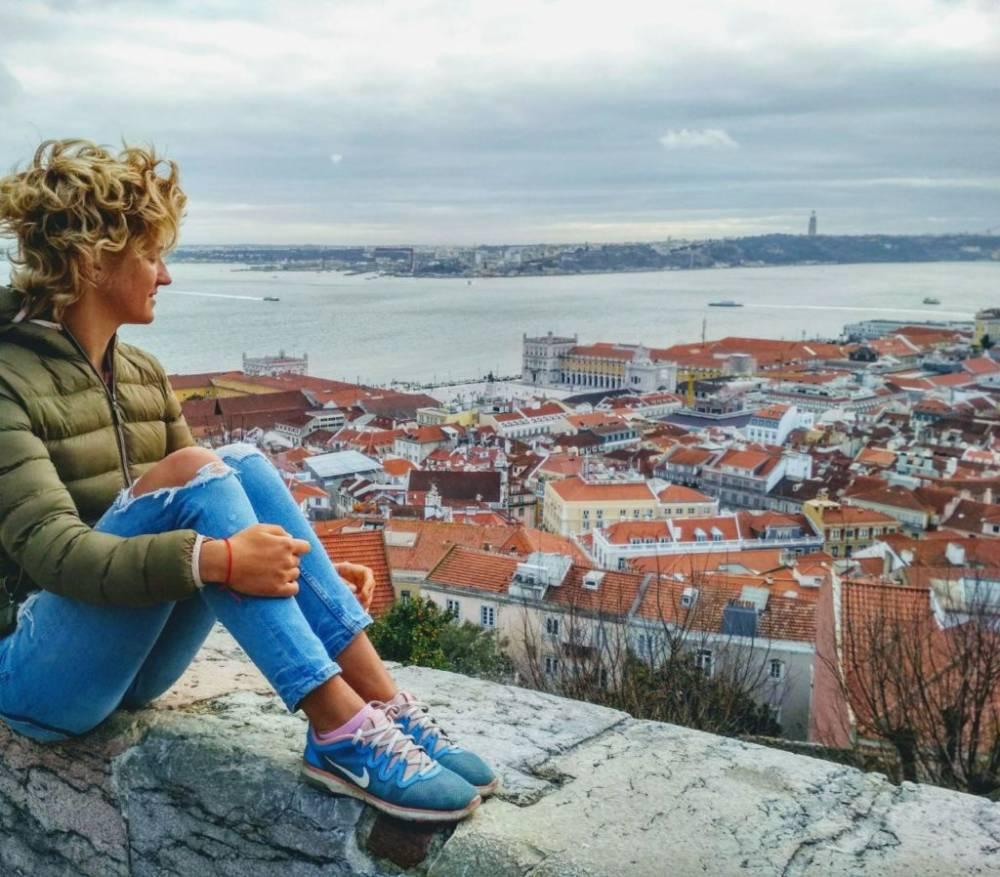 Елена Калинина о Португалии. Учёбе, кайте и стране.