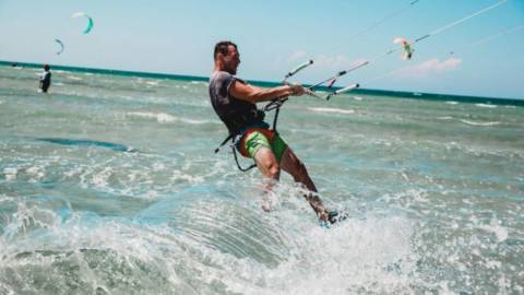 Kite Auto ZhuFamily Crimea Trip
